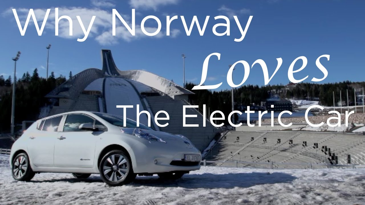Image result for norway electric cars