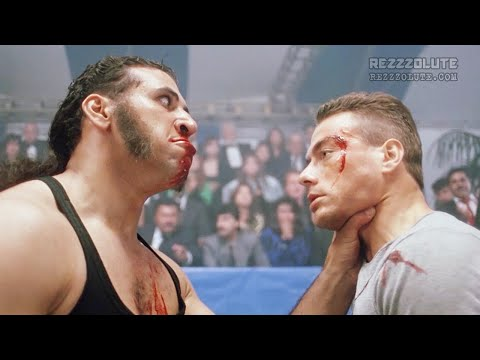 Lionheart (Van Damme) vs Attila
