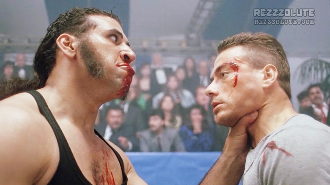 Download Lionheart (Van Damme) vs Attila