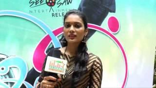 Krithika At Iruvar Ondranal Movie Team Interview