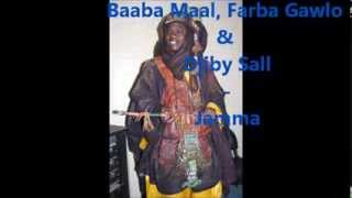 Video Baaba Maal, Farba Gawlo Seck & Djiby Sall  - Jamma download MP3, 3GP, MP4, WEBM, AVI, FLV Juli 2018