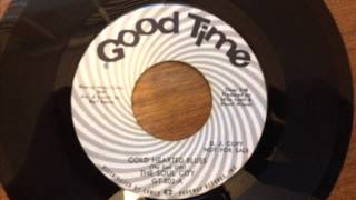 The Soul City - Cold Hearted Blues - Good Time GT-802