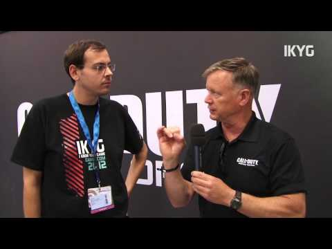 "gamescom 2012 - Call of Duty - Johannes wird ""gehanked"""