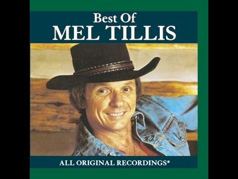 Mel Tillis - Coca Cola Cowboy (Lyrics on screen)