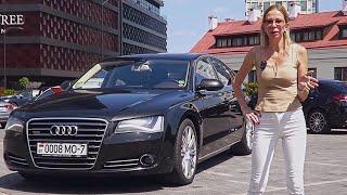 КОШМАР ВАГОДРОЧ..РА. Audi с пробегом 300 тыс км. Живее Mercedes и BMW