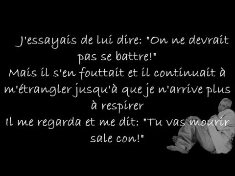 Eminem - Brain Damage (Traduction française)