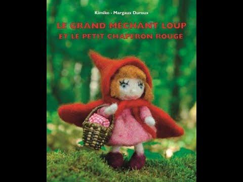 """Je te lis l'histoire """"Le Grand Méchant Loup et le Petit Chaperon Rouge"""" & Chanson"""