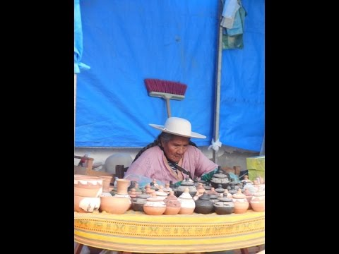 N  Argentina: Sights and Market of Humahauca on The Inca Route