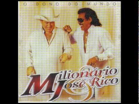 Coleção de Milionário e Jose Rico Com a Música  Fim da Estrada