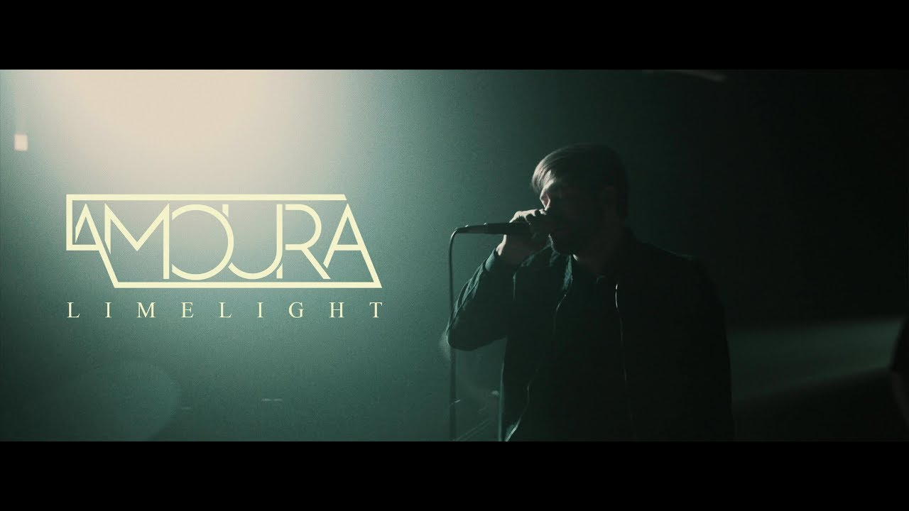 Amoura - Limelight (OFFICIAL MUSIC VIDEO)