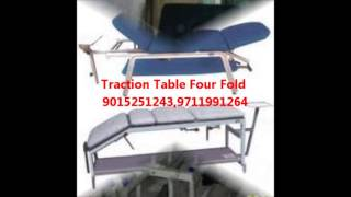 Traction Equipment for Physiotherapy