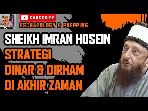 "Sheikh Imran Hosein ""Strategi Dinar & Dirham di Akhir Zaman"" (Malay)"