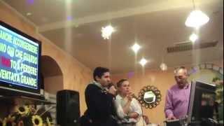 Qdk Karaoke VUOTO A PERDERE cantano Valerio e Alessia