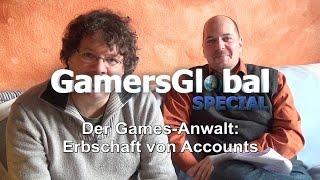 Erbschaft von Accounts: Games-Anwalt zum neuen Urteil des LG Berlin