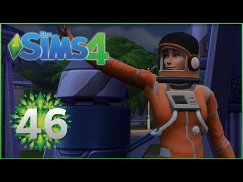 Sims 4: Lily Lifts Off!! - Episode #46