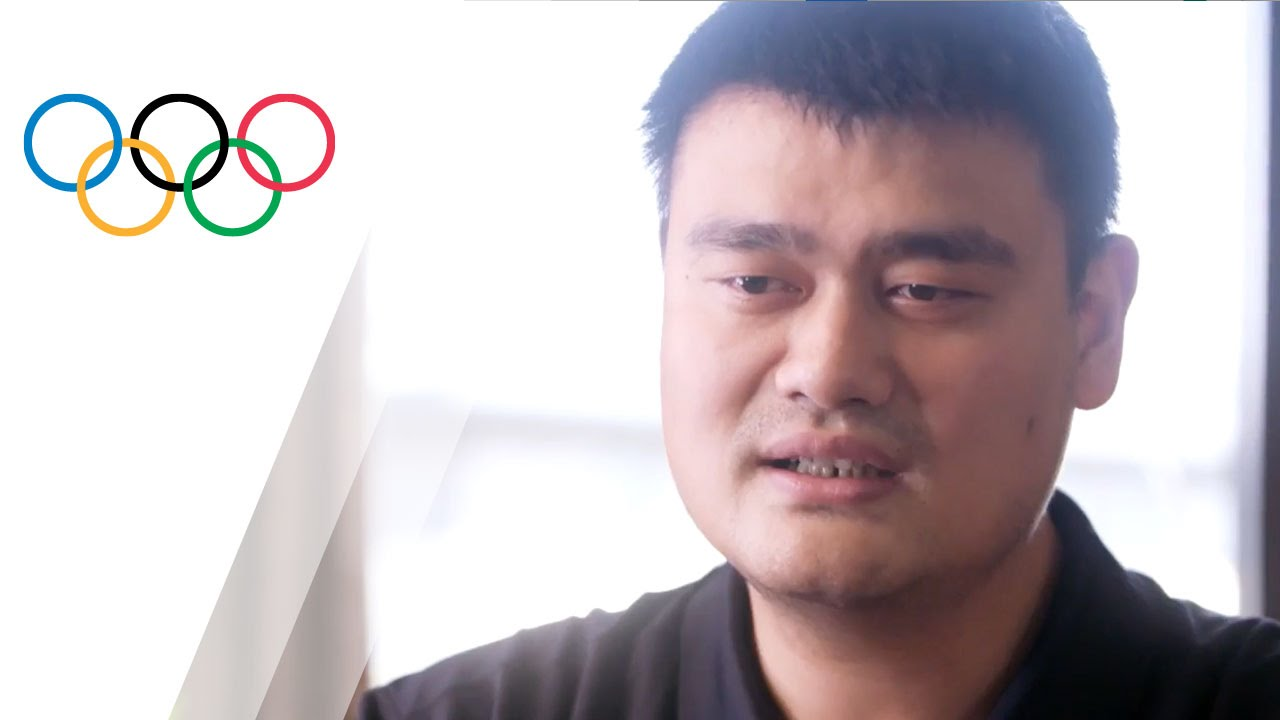 Yao Ming on his fantasy Olympic Basketball team