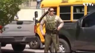 Стрельба в начальной школе Сан Бернардино  три человека погибли
