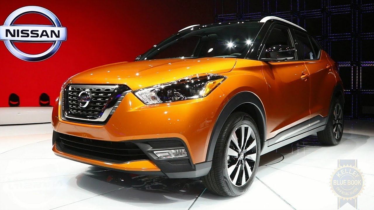 2018 nissan kicks 2017 los angeles auto show youtube. Black Bedroom Furniture Sets. Home Design Ideas