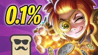 My UNLUCKIEST GAME EVER! |  Big Spell Mage Deck RNG | The Witchwood | Hearthstone
