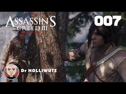 Assassin's Creed III #007 - Jagdlektionen [PS4] | Let's play AC3 remastered