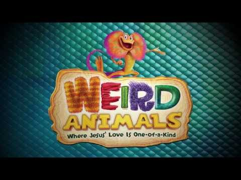 Weird Animals - 2014 VBS from Group Publishing