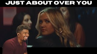 Priscilla Block - Just About Over You (Country Reaction!!)   Wrong Place at The Wrong Time!