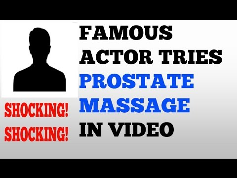 prostate orgasm par massage