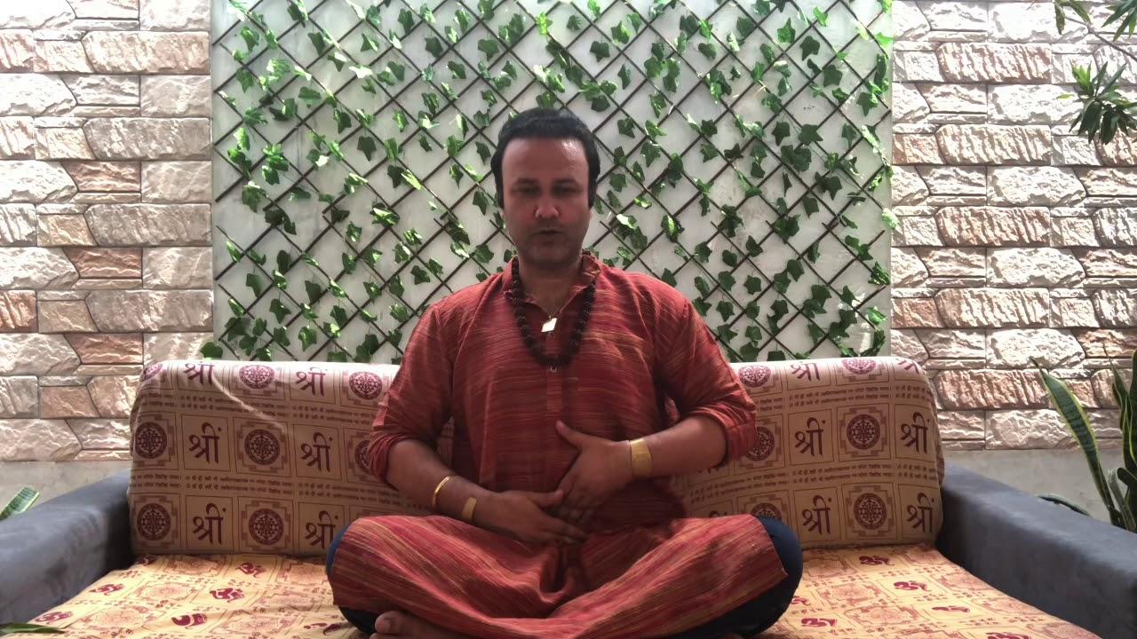 Swadishthan Purification - Sexual Health Yoga