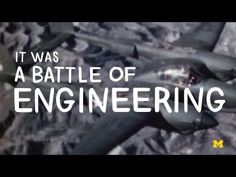 Engineering Faster Planes in WWII: Kelly Johnson, the P-38 and the P-80