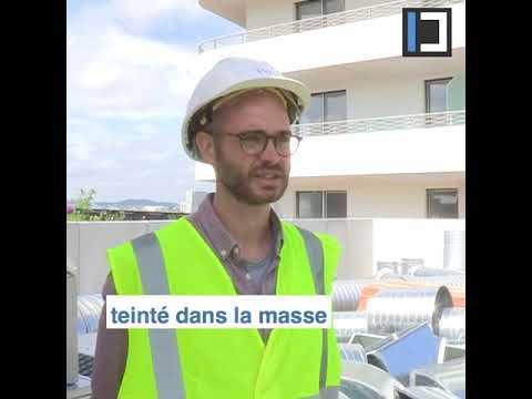 LOT 08, ZAC Clichy-Batignolles - Ensemble mixte : logements, commerces, services