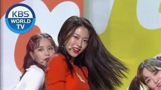 AOA  - Bingle Bangle(빙글뱅글)[Music Bank Stage Mix Ver.]