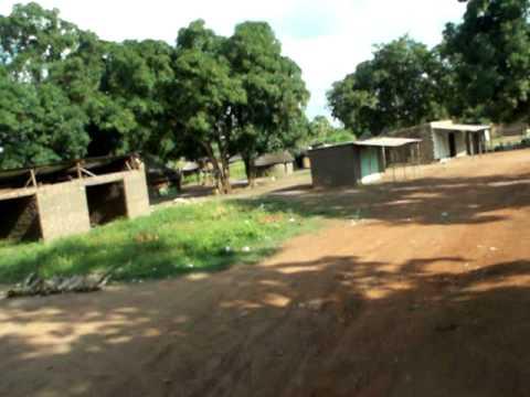South Sudan roads