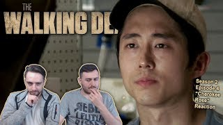 "The Walking Dead Season 2 Episode 4 Reaction ""Cherokee Rose"""