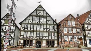 Hofgeismar: HDR Fachwerktour durch die historische Altstadt in Nordhessen