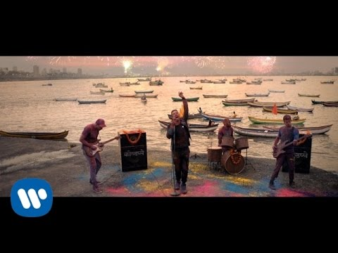 Coldplay - Hymn For The Weekend:歌詞+中文翻譯