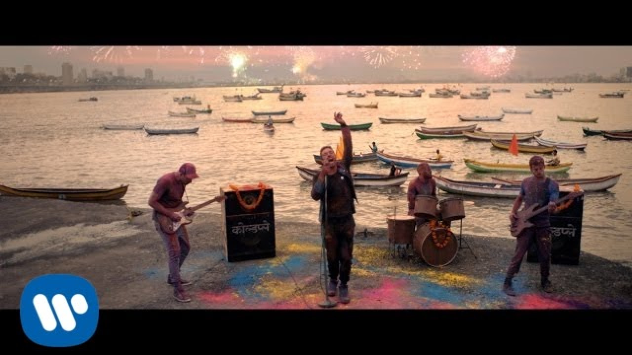 Coldplay  Hymn For The Weekend Official Video