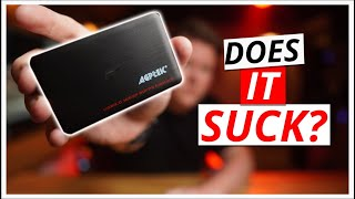 I Bought The Cheapest Capture Card On Amazon - AGPTEK USB 3.0 HDMI HD Video Game Capture Card 1080P