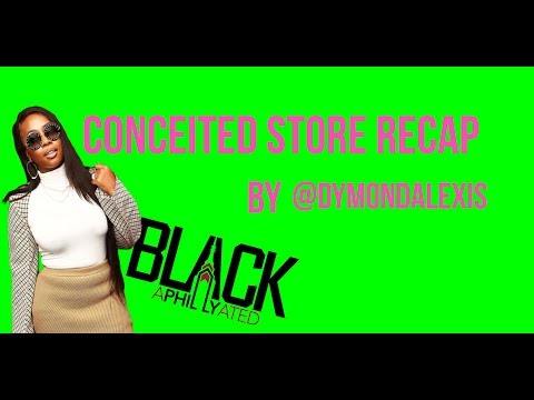 #MoneyMakingMommy: Remy Ma Creates Money Maker in Raleigh with Clothing Store, Conceited