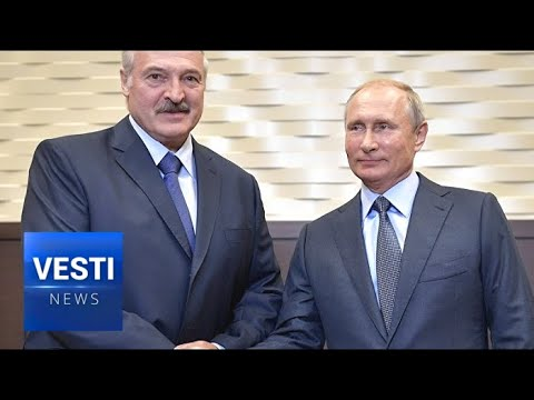 Forum of the Regions: Putin and Lukashenko Will Bring Belarus Back Into the Fold!