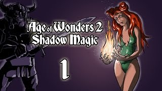 Age of Wonders 2 ~ 01 ~ Vampire vs Assassin