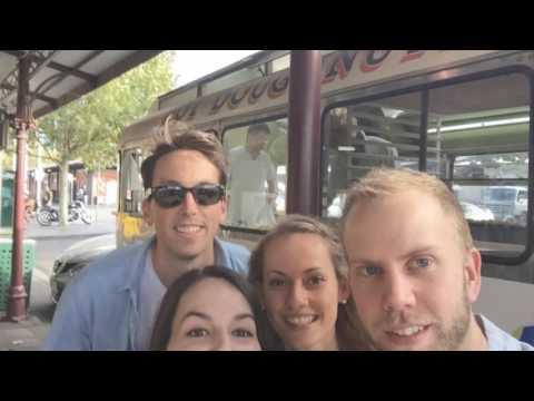 Melbourne's Amazing Race