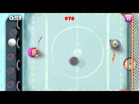 Игры на Андроид хоккей 2014 - YouTube