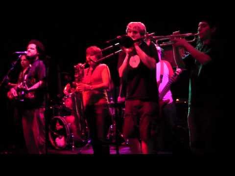 Arm the Poor - All I Want/Sensimilla Live @ Czar Bar Kansas City MO 4/27/12