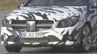 Mercedes-Benz 2013 CLA 4MATIC ( Camouflage ) Trailer