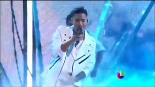 Maluma ft Becky G   La Temperatura Latin Grammy En Vivo 2013