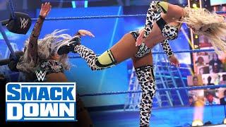 Liv Morgan vs. Carmella: SmackDown, June 25, 2021