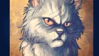 Коты Воители:Грозовое Племя