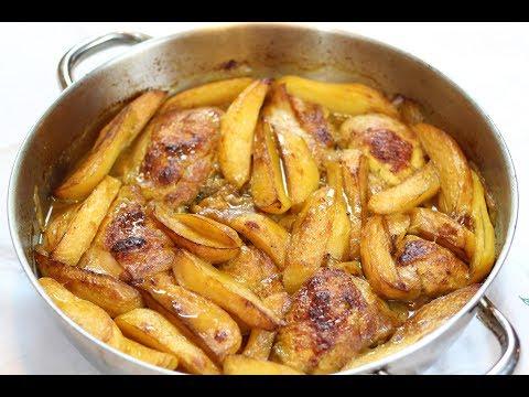 פרק 73- תבשיל עוף עם בצל ותפוחי-אדמה