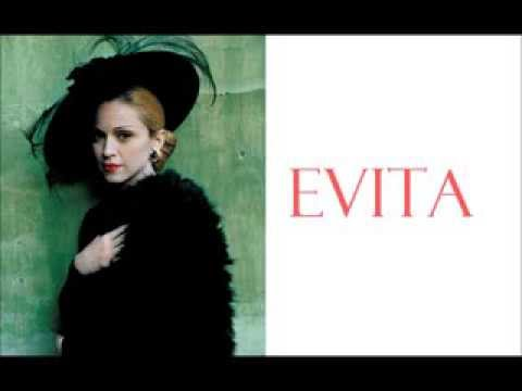 Evita - Another Suitcase In Another Hall Lyrics