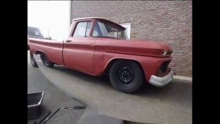 c10 1963 Fleetside Chevy pickup